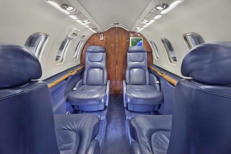 Lear 45 Jet Aircraft